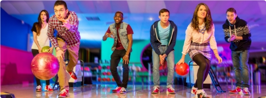 Only £3.25 Per Game - Tenpin