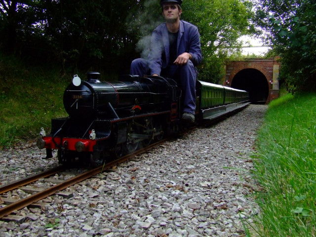 10% Off for Cardholder & One Carer - Eastbourne miniature steam railway