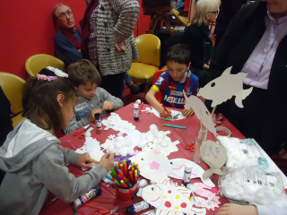 Children activities at Bexhill Museum