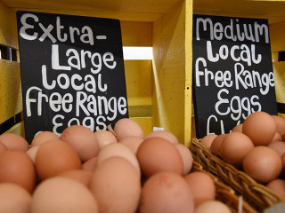 Middle Farm Eggs