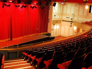 The White Rock Theatre Inside