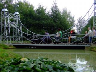 Eastbourne Miniature Railway Bridge