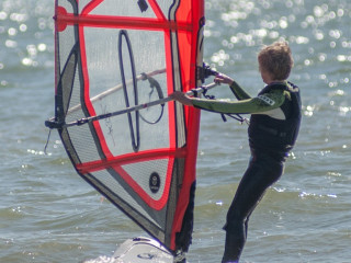 Windsurfing in Eastbourne