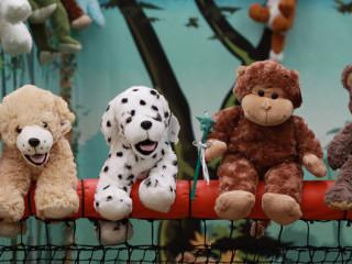 Monkey Bizness Cuddly Toys
