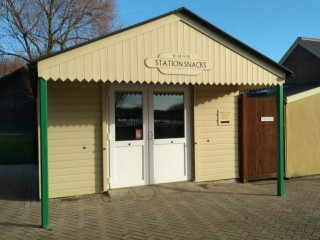 Eastbourne Miniature Railway Snackshop