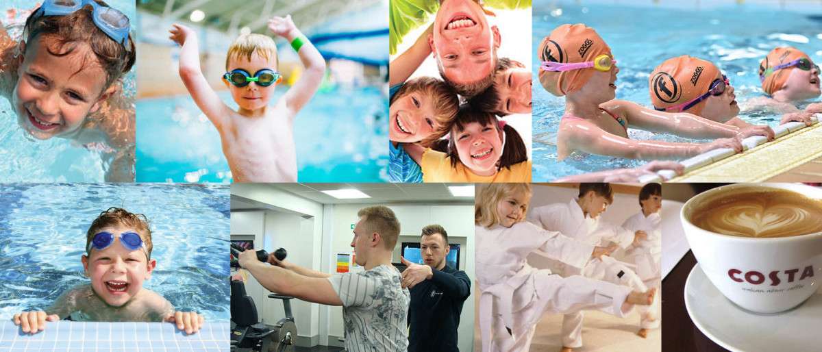 collage of freedom leisure activities